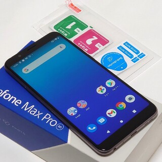 ASUS - SIMフリー ASUS Zenfone Max Pro M1