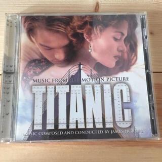 「タイタニック」オリジナルサウンド CD(映画音楽)