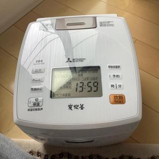 ミツビシ(三菱)の炊飯器 NJ-VV106(炊飯器)