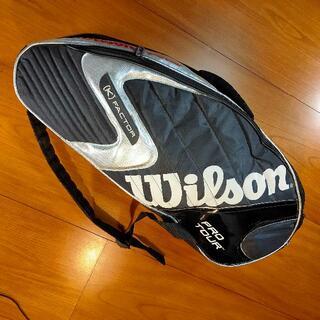 ウィルソン(wilson)のウィルソン テニスラケットケース(バッグ)