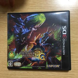 CAPCOM - モンスターハンター3(トライ)G 3DS