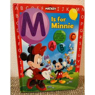 ディズニー(Disney)のディズニー 洋書 アルファベット 書き方(洋書)