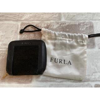 Furla - FURLA★フルラ・黒い小銭入れ、コインパース