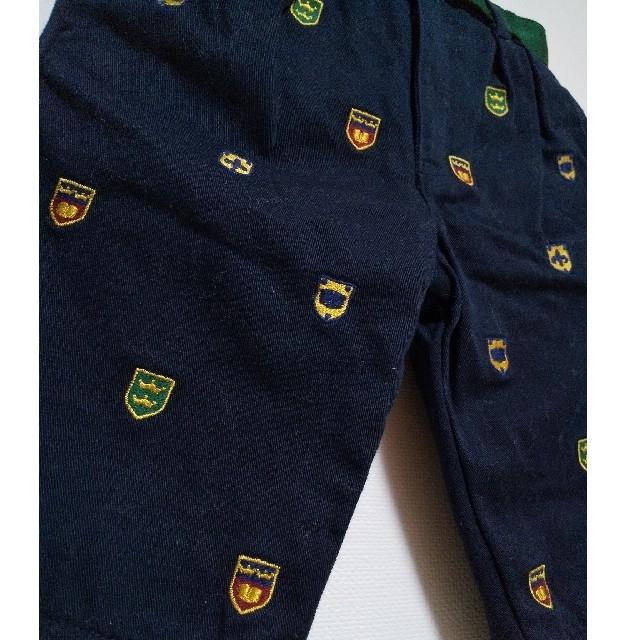 Ralph Lauren(ラルフローレン)の70cm【RALPH LAUREN】ハーフパンツ キッズ/ベビー/マタニティのベビー服(~85cm)(パンツ)の商品写真