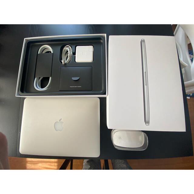 Apple(アップル)のApple MacBook Pro MGX72J/A Mid 2014 美品 スマホ/家電/カメラのPC/タブレット(ノートPC)の商品写真