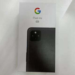 グーグル(Google)のGoogle Pixel 4a 5G 128GB(スマートフォン本体)