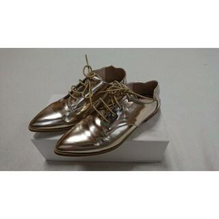 アメリヴィンテージ(Ameri VINTAGE)のみゆ様 専用 アメリローファーゴールド(ローファー/革靴)