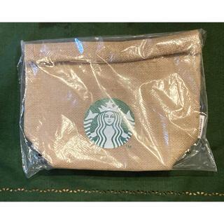 スターバックスコーヒー(Starbucks Coffee)のスターバックス福袋2021ジュートランチバッグ(弁当用品)