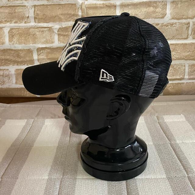 NEW ERA(ニューエラー)のNEW ERA キャップ お洒落さん必見 エンブレム下布☆花柄☆ メンズの帽子(キャップ)の商品写真