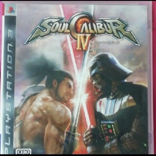 ソウルキャリバーIV PS3(家庭用ゲームソフト)