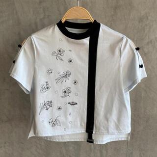 ステュディオス(STUDIOUS)の梨凛花 Tシャツ(Tシャツ(半袖/袖なし))