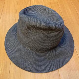 カシラ(CA4LA)のKIJIMA TAKAYUKI  キジマ タカユキ ペーパーワイドブリムハット(麦わら帽子/ストローハット)