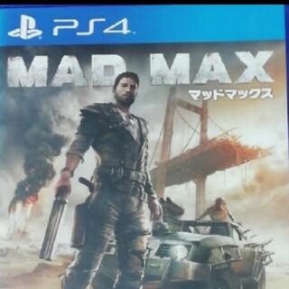 マッドマックス PS4 MADMAX(家庭用ゲームソフト)