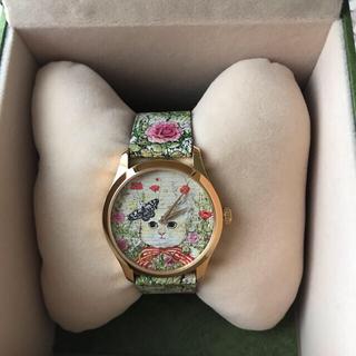 Gucci - グッチ ヒグチユウコ  並木限定時計
