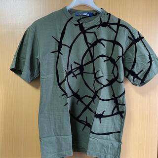 ジュンヤワタナベコムデギャルソン(JUNYA WATANABE COMME des GARCONS)のジュンヤワタナベ×コムデギャルソン Tシャツ(Tシャツ/カットソー(半袖/袖なし))