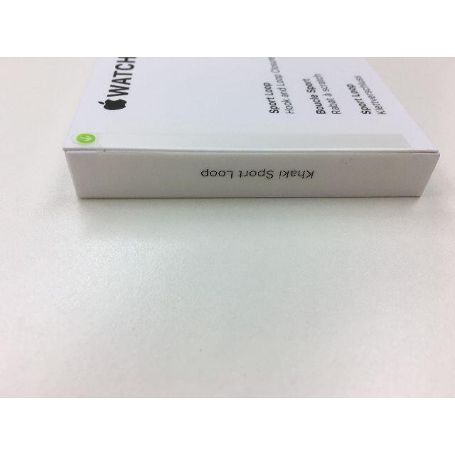 Apple Watch(アップルウォッチ)の未開封品 apple watch純正品バンド スポーツループapple 正規品 スマホ/家電/カメラのスマートフォン/携帯電話(その他)の商品写真