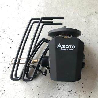 新品 SOTO レギュレーターストーブ ST-310 限定 モノトーン