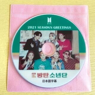 防弾少年団(BTS) - BTS DVD 2021 SEASON'S GREETINGS DVD