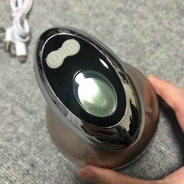 YA-MAN(ヤーマン)の美品♡ビルル 超音波キャビテーション ラジオ波 LED ダイエット    スマホ/家電/カメラの美容/健康(ボディケア/エステ)の商品写真