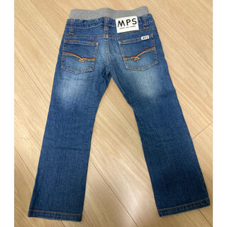 エムピーエス(MPS)のジーンズ 110サイズ(パンツ/スパッツ)