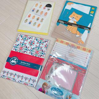 ディズニー(Disney)のレターセット 手紙 便箋 封筒(カード/レター/ラッピング)