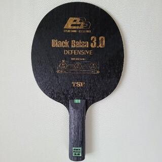卓球ラケット TSP Black Balsa 3.0