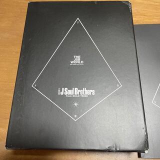 サンダイメジェイソウルブラザーズ(三代目 J Soul Brothers)の3代目JSBディスク5枚セット+冊子型写真集 THE JSB WORLD(ミュージック)