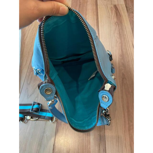 DEUXIEME CLASSE(ドゥーズィエムクラス)のGABS ハンドトートバッグ レディースのバッグ(トートバッグ)の商品写真