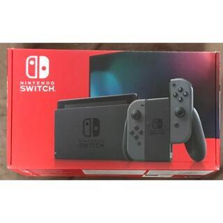 Nintendo Switch - 保証期限内 Nintendo Switch 本体 グレー ニンテンドースイッチ
