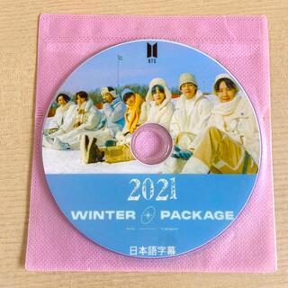 防弾少年団(BTS) - 2021 BTS WINTER PACKAGE  DVD