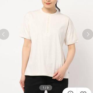 オーシバル(ORCIVAL)のORCIVAL ヘンリーネック 半袖Tシャツ(Tシャツ(半袖/袖なし))