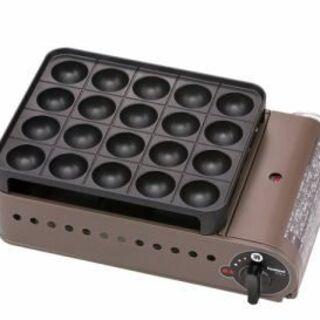 イワタニ(Iwatani)の新品 -未開封 イワタニ CB-ETK-1 カセットガスたこ焼器(調理器具)