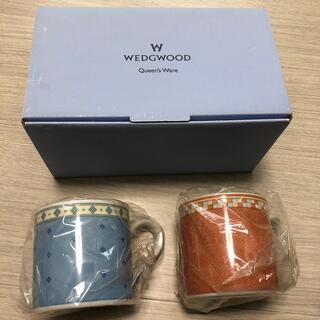 WEDGWOOD - ウェッジウッドのマグカップセット未使用