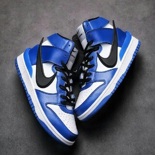 ナイキ(NIKE)のAmbush x Nike Dunk High CU7544-400(スニーカー)
