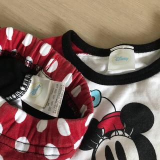 ディズニー(Disney)のミニーマウス セットアップ 70(その他)