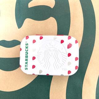 スターバックスコーヒー(Starbucks Coffee)のスターバックス コーヒーミント ストロベリー(菓子/デザート)