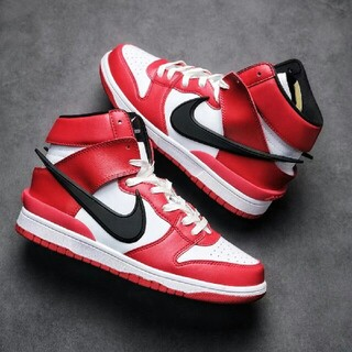 ナイキ(NIKE)のAmbush x Nike Dunk High CU7544-102(スニーカー)