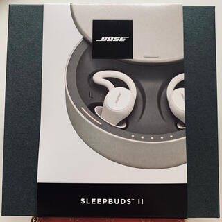 BOSE - BOSE Sleepbuds II ノイズマスキング 睡眠用イヤープラグ
