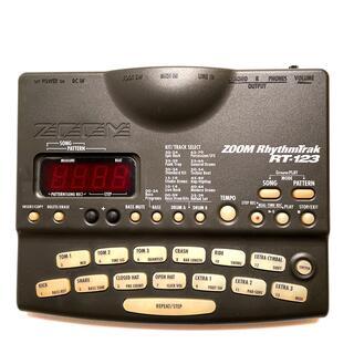 ズーム(Zoom)のzoom RT-123(音源モジュール)