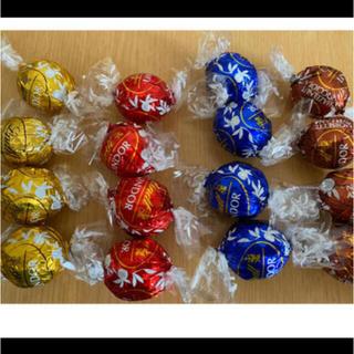 Lindt - リンツリンドールチョコレート 16個
