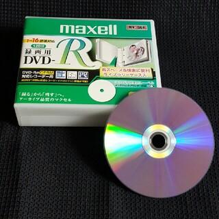 maxell - maxell 録画用DVD-R 15枚