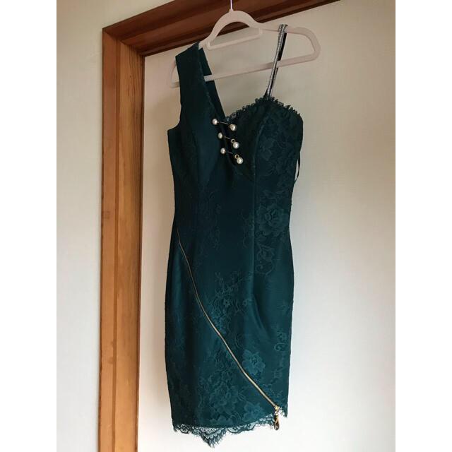ROBE(ローブ)のローブ.ド.フルール.グロッシー タイトドレス レディースのフォーマル/ドレス(ナイトドレス)の商品写真