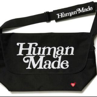 ジーディーシー(GDC)のHuman Made×Girls Don't Cry メッセンジャーバッグ(メッセンジャーバッグ)