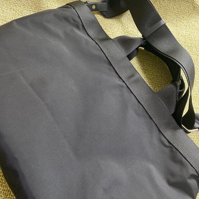 SAZABY(サザビー)のサザビー PLUS LINE UAR-01/トート ブラック レディースのバッグ(トートバッグ)の商品写真