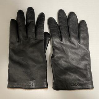 クロエ(Chloe)のChloe メンズ 手袋(手袋)