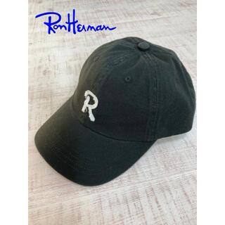 Ron Herman - 新品未使用!RonHermanロンハーマンキャップ!ビンテージ加工シックスパネル