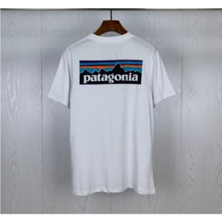 patagonia - 【新品】Patagonia Tシャツ Lサイズ ホワイト