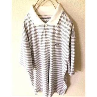 ナイキ(NIKE)のナイキゴルフ NIKEGolf  ポロシャツ M dryfit DRIFIT(ウエア)