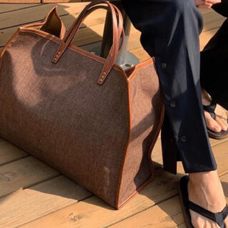 L'Appartement DEUXIEME CLASSE - アヴァケーション A vacation  TANK  CHOCO  新品