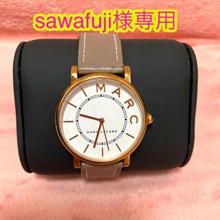 マークジェイコブス(MARC JACOBS)の【美品】MARC JACOBS レディース 腕時計【本体のみ可能】(腕時計)